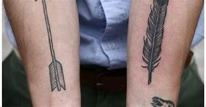 Persevering Your Feather Tattoos ideas: Bird Feather ...