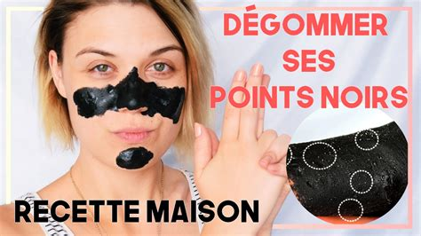 masque maison contre les points noirs bye bye points noirs recette masque anti point noir maison ultra efficace