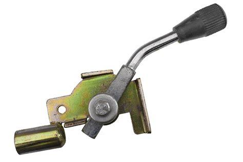Credit card fell in emergency brake. Shifter Handle, Reverse / Parking Brake