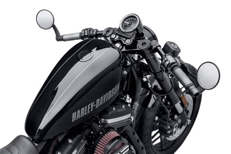 Harley-davidson Sportster Café Custom Accessories Released