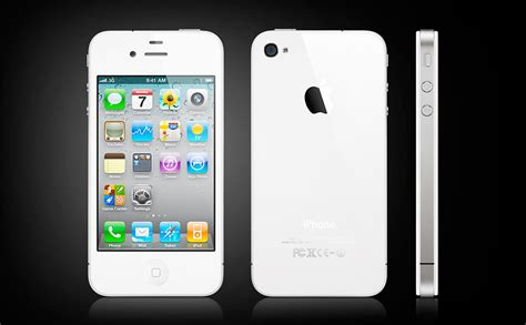 white iphone 4 apple white iphone 4 uncrate