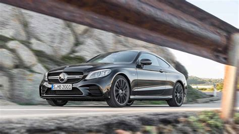 Mercedes C Class Coupe 2019 by 2019 Mercedes C Class Coupe Photo