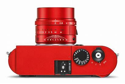 Leica Typ Rot Eloxiert Special Canon Colored