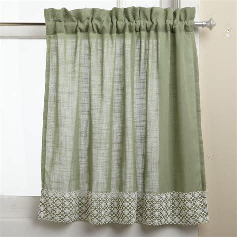 curtains modern living room half window curtains ideas homesfeed