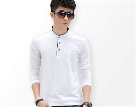 Situs jual beli online terlengkap dengan berbagai pilihan toko online terpercaya. Kaos Polos Leher Tinggi - Slim Fit - Kaos Polo - Kerang ...