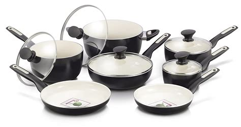 ceramic cookware greenpan usa stick sets non rio