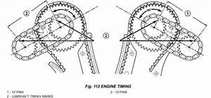 How To Set Timing  U0026cam On V6 2 7 Liter Dodge Intrepid 2002
