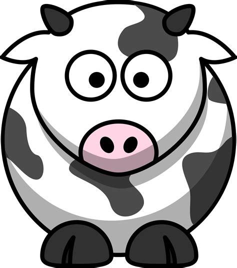 Free Cartoon Cow Clip Art  Free Images At Clkercom