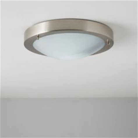julo chrome effect ceiling light departments diy at b q