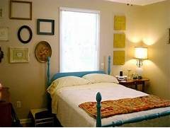 Ideas Of Bedroom Decoration by Decorating Ideas For Small Bedrooms On A Budget