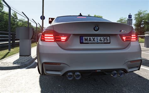 Bmw Number by Bmw M4 Hungarian Number Plate Racedepartment