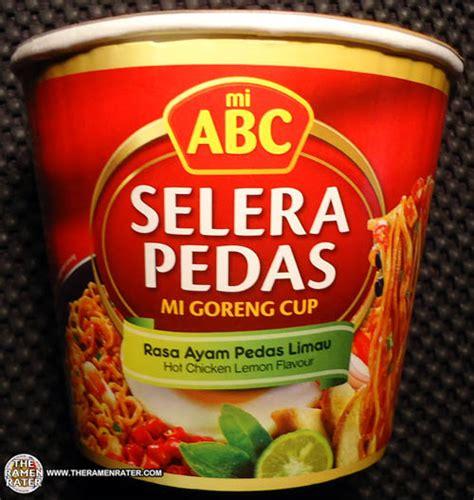 pop mie goreng pedas best instant noodle