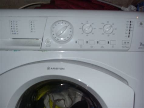 lave linge comment d 233 monter carte 233 lectronique du lave linge ariston arxxl 125