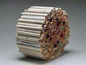 Aus Büchern Falten : kreative kunst aus alten b chern klonblog kunst aus alten b chern pinterest alte b cher ~ Bigdaddyawards.com Haus und Dekorationen