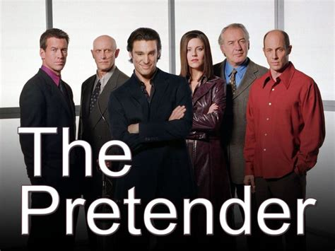 The Pretender Tv Series  The Pretender (tv Show) The