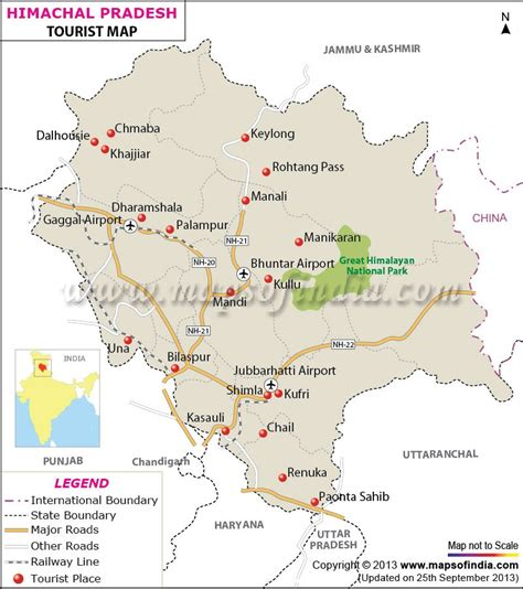 himachal pradesh mapsofindia blog