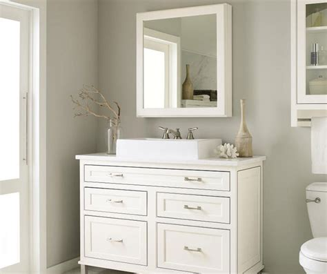 White Inset Cabinets by White Inset Bathroom Cabinets Decora Cabinetry
