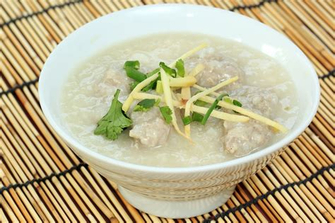 porridge recipe chinese chicken congee recipe dishmaps