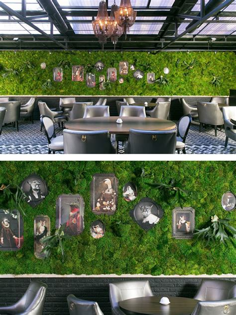 An Wand by Moss Walls The Interior Design Trend That Turns Your Home