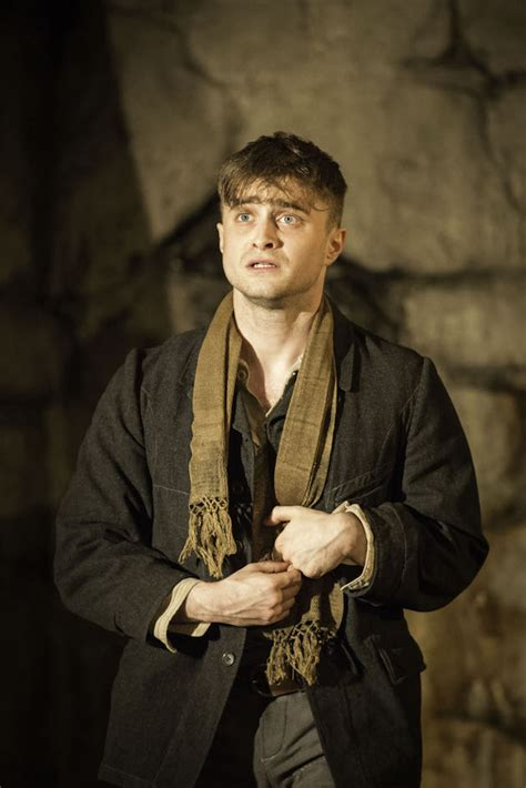 cripple inishmaan review daniel radcliffe broadway