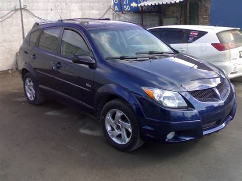 2004 Pontiac Vibe For Sale, 1800cc., Gasoline, Automatic