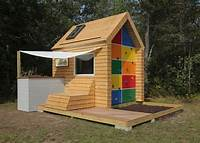playhouse for kids Great Children's Wooden Playhouse Ideas | Owatrol Direct