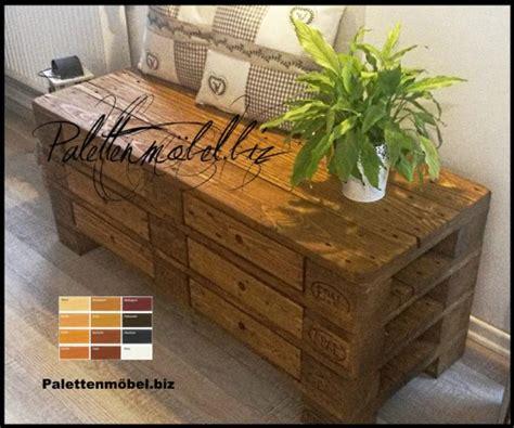 Sideboard Aus Paletten by Palettenkommode Mit Schubladen In Braun Sideboard Aus