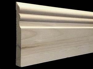 Moulure Bois Décorative : moulures bois sur mesure chambranle boiserie d corative ~ Nature-et-papiers.com Idées de Décoration