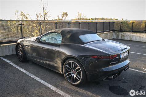 jaguar  type  convertible   november