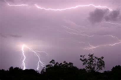 Thunderstorm Rain Lightning Storm Met Forecasts Office