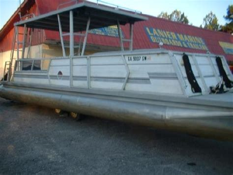Hard Top Pontoon Boat by Aluminum Hardtop For Pontoon Boats Pictures To Pin On