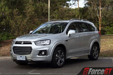 holden captiva ltz awd review