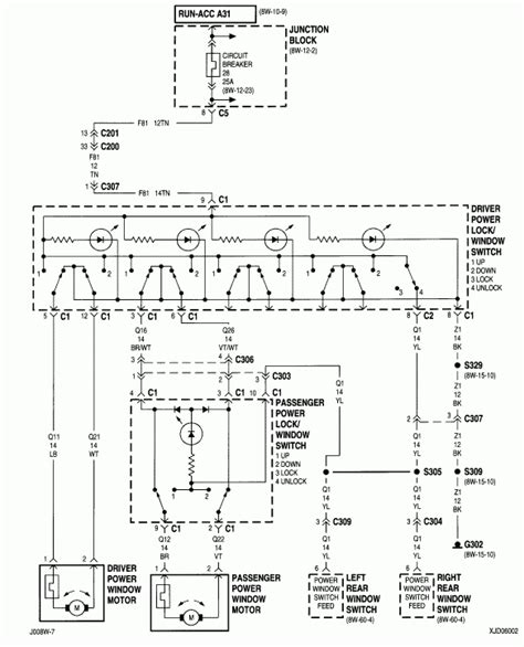 electrical diagram jeep grand tciaffairs