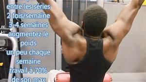 Musculation  Prise De Masse Rapide En Moins De 2 Mois  Workout500