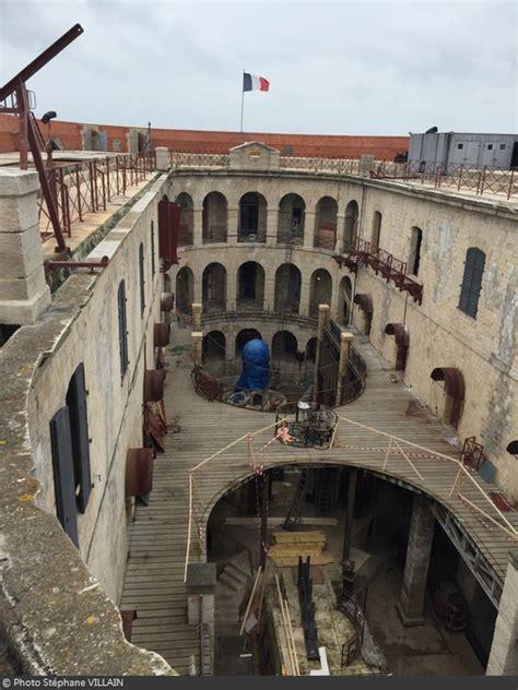 fort boyard visite interieur fort boyard 2015 photos des premiers changements 224 l ext 233 rieur et 224 l int 233 rieur du fort