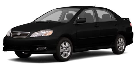 2008 Toyota Corolla Mpg by 2008 Toyota Corolla Reviews Images And Specs