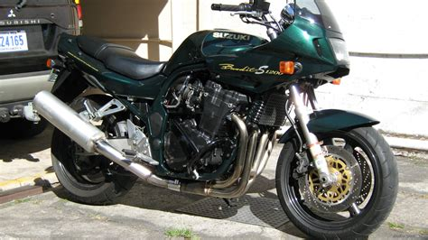 Suzuki Bandit 1200s by 1999 Suzuki Bandit 1200s Picture 1726501