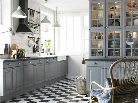 cuisine grise de design moderne  idees de decoration