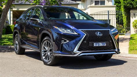 Lexus Issues Recall Of 2016 Lexus Rx 350 And Rx