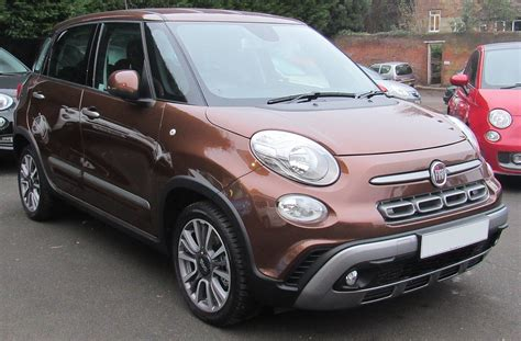 2014 Fiat 500l Easy by 2014 Fiat 500l Easy Wagon 1 4l Turbo Manual