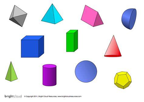 3d Shapes :  3d Puzzle Image