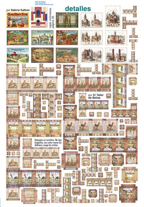 Cdhm The Miniature Way Imag, Printies, November 2010, Issue 10