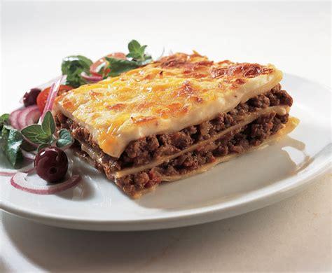 spar beef lasagne recipe