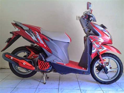 Modivikasi Vario by Gambar Modifikasi Motor Honda Vario Terbaru Curan