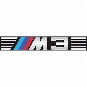 Logo M Bmw : stickers autocollant logos embl me bmw m3 stickers ~ Dallasstarsshop.com Idées de Décoration
