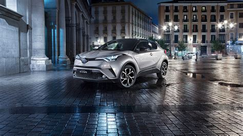 Toyota Chr Hybrid 4k Wallpapers by 2017 Toyota C Hr Suv Wallpaper Hd Car Wallpapers Id 7110
