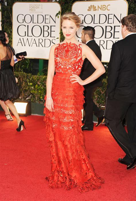 Golden Globes Red Carpet Dress Pictures Popsugar