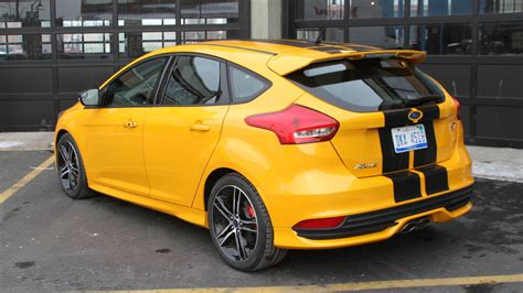 2016 Ford Focus St Review With Price, Horsepower And Photo
