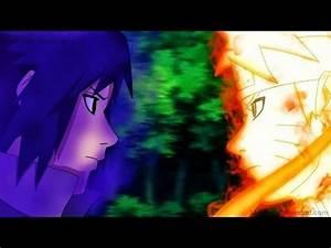 Sasuke Vs Naruto Shippuden Final Battle Part 1