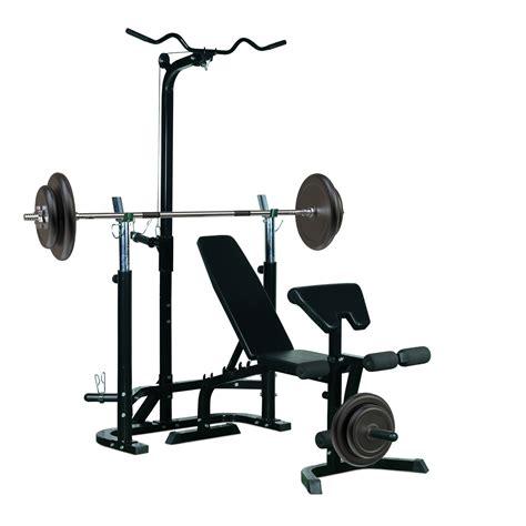 Banc Musculation Complet by Banc De Musculation Complet Eur 229 90 Picclick Fr